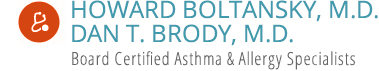 Allergy & Asthma Practice in Washington DC • Howard Boltansky, M.D. • Dan T. Brody, M.D.